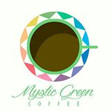 Logo cuadrado Mystic Green